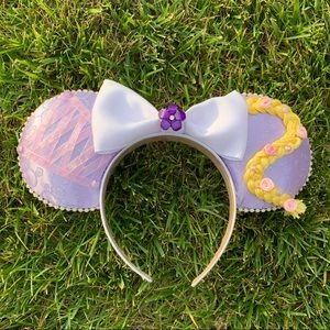 Other - Tangled by Disney Custom Minnie Ears